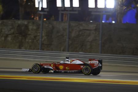 Sebasitan Vettel Libres Barein