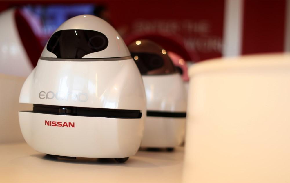 Nissan Robot