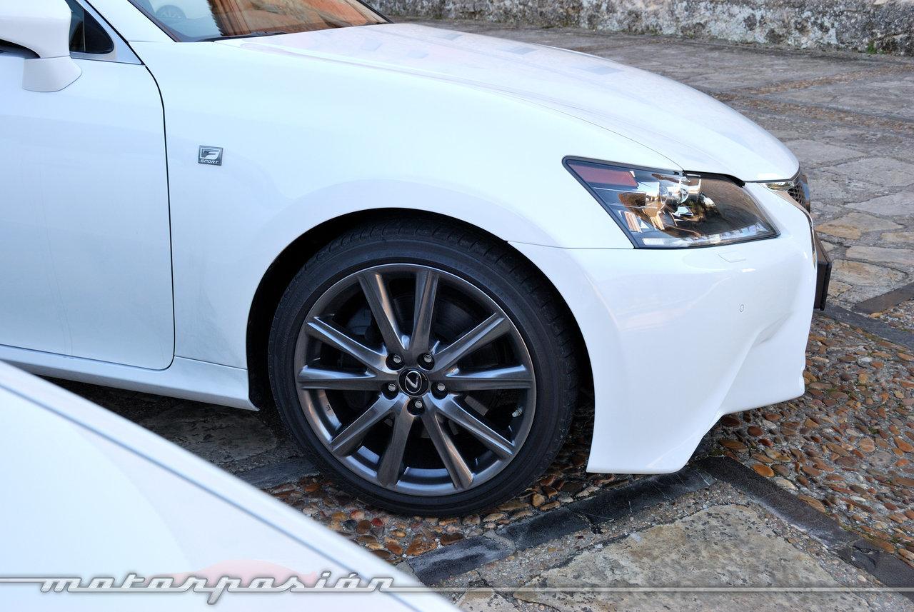 Foto de Lexus GS 300h (presentación) (7/22)