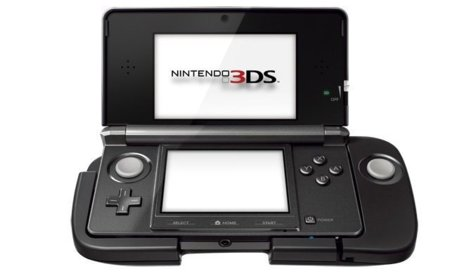 Nintendo 3DS Expansion Slide Pad no es una broma