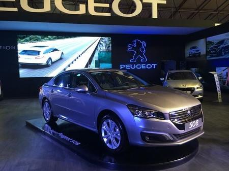 Peugeot 508: precios, versiones y equipamiento en México
