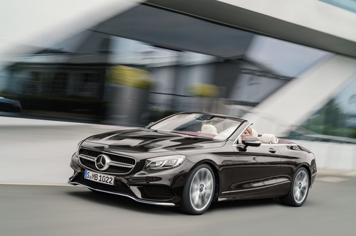 Mercedes-Benz Clase S Coupé y Cabriolet, renovación total con conducción autónoma incluida