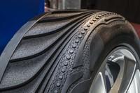 Goodyear Triple Tube, un neumático adaptativo a los cambios del terreno