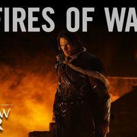 Sube el volumen y disfruta de 'Fires of War', el tema principal de Tierra Media: Sombras de Guerra