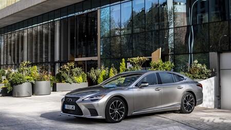 Lexus Ls 500h 2021 Prueba 039