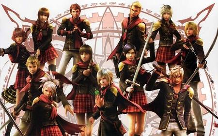 Final Fantasy Type-0 HD quiere cautivar a los fans de la saga con su estilo de juego