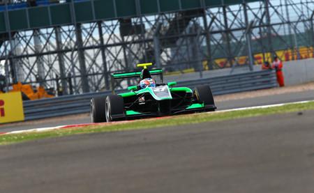 Richie Stanaway 2014 Silverstone GP3