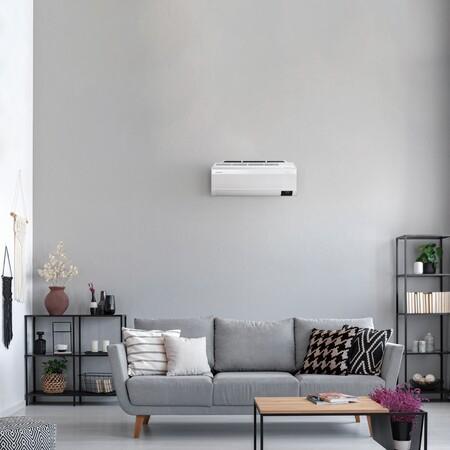 El nuevo climatizador Samsung WindFree Pure 1.0 funciona también como purificador de aire y llega con filtro electrostático PM 1.0