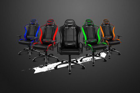 Rebajas de sillas gaming en PcComponentes: las ocho mejores ofertas con envío gratuito