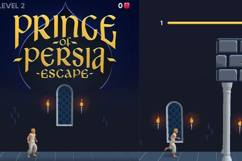 'Prince of Persia: Escape', vuelve el clásico, convertido en un juego de carrera infinita