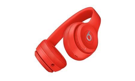 Si te das prisa, puedes hacerte con los Beats Solo 3 by Dre en color rojo en Amazon a su precio mínimo, por 179,99 euros