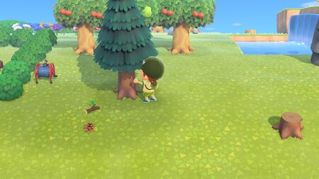 Animal Crossing: New Horizons: cómo conseguir bellotas y piñas