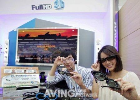 1098edbc10 Gafas 3D graduadas, Samsung te lo pone fácil