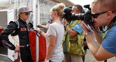 Kimi Raikkonen probará esta semana el Peugeot 908 Hdi