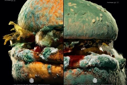 Rechazo a los conservantes artificiales: así es la última campaña publicitaria de Burger King