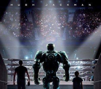'Acero puro' con Hugh Jackman, carteles