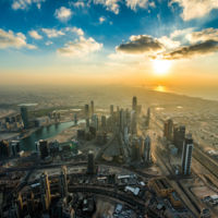 Las capitales del mundo en siete atardeceres espectaculares
