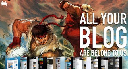 Estereotipos de los juegos de lucha, la crisis de Japón y los típicos fallos de jugón. All Your Blog Are Belong To Us (CLXVIII)
