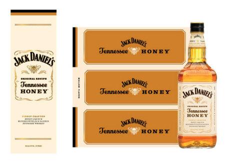 Jack Daniel's Honey, con sabor a miel