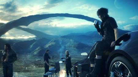 No esperes más para ver los nuevos tráilers de Final Fantasy XV