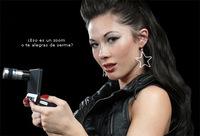 Premio al Gadget más cafre: el objetivo zoom compatible con DSi