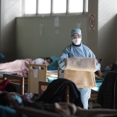 Soy una médica en urgencias atendiendo a pacientes con coronavirus: así estoy viviendo la epidemia