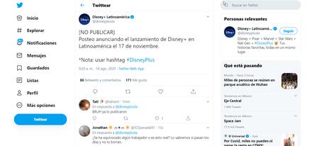 Disney Plus Fecha Llegada Estreno Mexico Latinoamerica