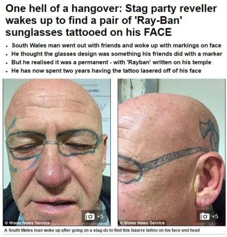 Despedida Tatuaje