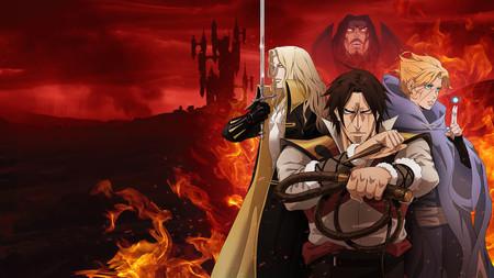 La segunda temporada de la serie anime de Castlevania se estrenará a finales de octubre