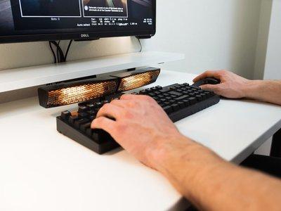Envavo Heatbuff, un calentador de manos por infrarrojos para los más jugones
