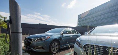 Hyundai AE, una nueva línea de electrificación para Hyundai que lo aleja (algo) del hidrógeno
