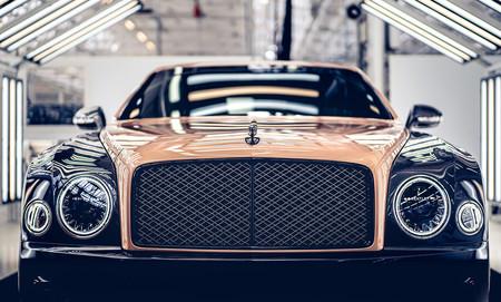 Bentley Mulsanne, fin de producción