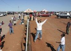 Wallyball: el juego que une por un día a México y EE.UU. a través de su frontera