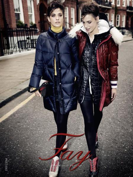 Campaña publicitaria Fay