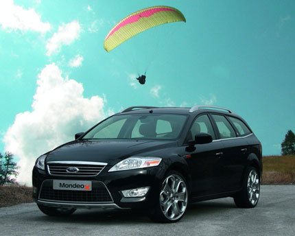 Ford Mondeo Fun por MS Design