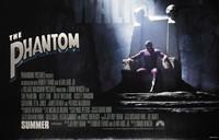 Cómic en cine: 'The Phantom (El hombre enmascarado)', de Simon Wincer