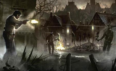 The Evil Within, primeras imágenes del juego de terror de Shinji Mikami y Bethesda