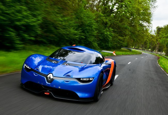 Alpine LM 2013