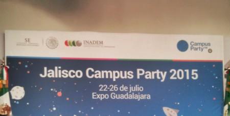 Campus Party llega recargado para este año
