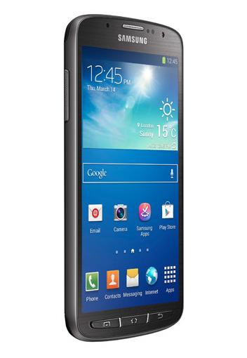 Otro Galaxy llega a México. El S4 Active hace su aparición.