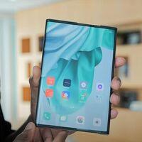 OPPO X 2021 con pantalla que se estira en video: así se ve en acción y así funciona el primer smartphone enrollable del mundo