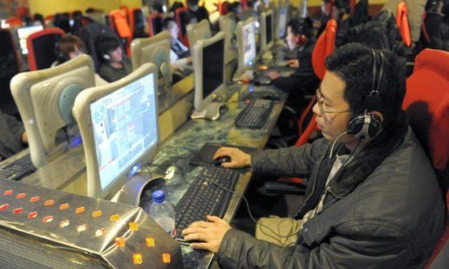 Jugadores en China