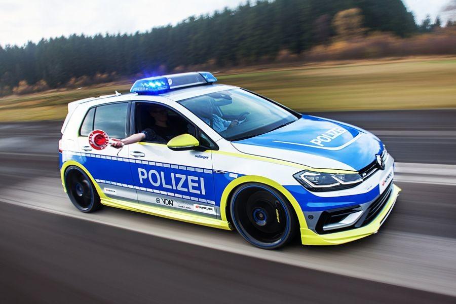 Foto de Volkswagen Golf 400R Oettinger (2/7)