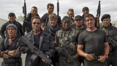 Cinco héroes de acción televisivos que me gustaría ver en 'Los Mercenarios'