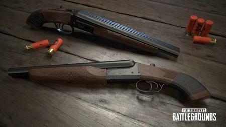 PUBG presenta un nuevo modo de juego temporal con armas cuerpo a cuerpo y escopetas