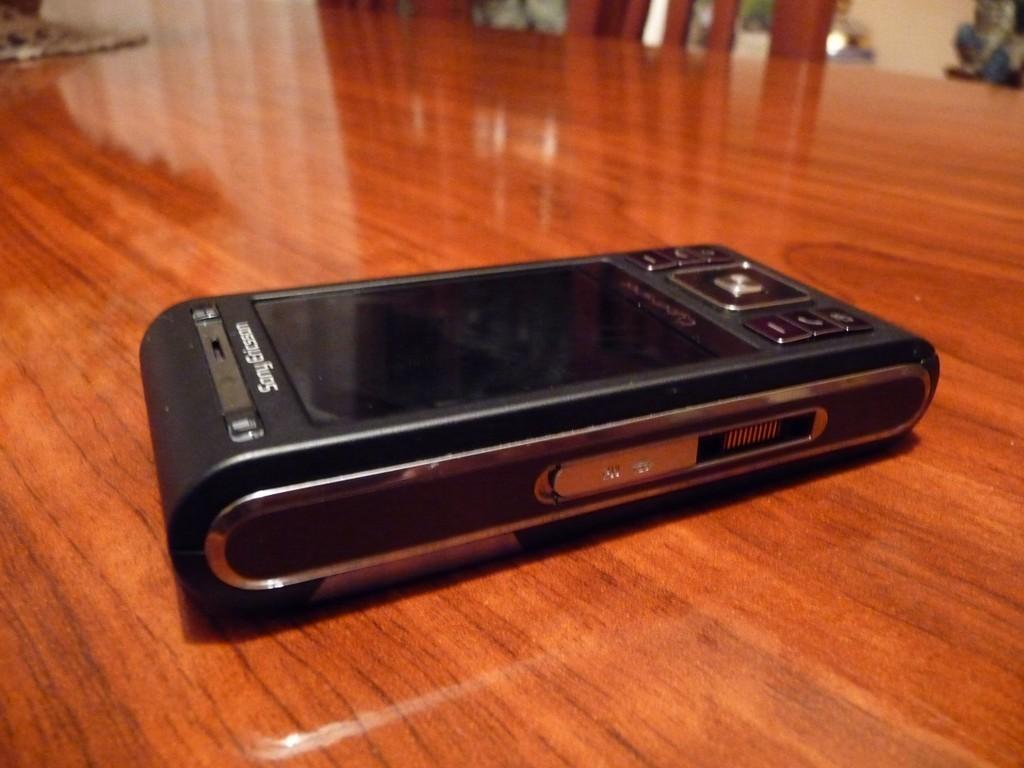 Foto de Revisión Sony Ericsson C905 (1/14)