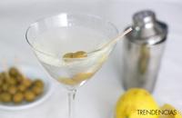 Dry Martini, un clásico de la elegancia