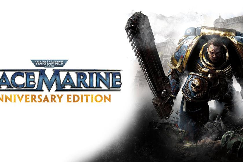 Warhammer 40K Space Marine es uno de los juegos más queridos de la saga, y está celebrando su aniversario con DLC gratis