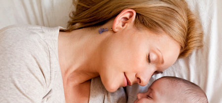 Seis grandes ventajas de ser madre después de los 35