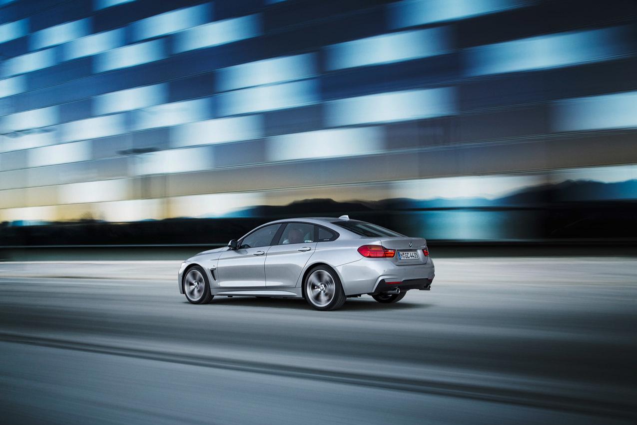 Foto de BMW Serie 4 Gran Coupé y Cabrio (presentación) (22/46)